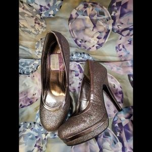 NWT BABY PHAT HIGH HEEL SHOES SIZE 7